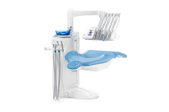 En Planmeca Compact iClassic dental unit